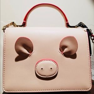 KATE♠️SPADE MAISIE CROSSBODY YEAR OF THE PIG NWT